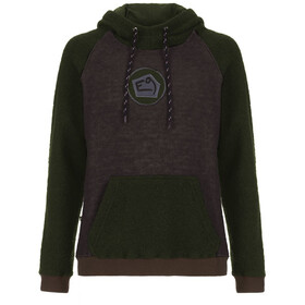 E9 Bolla Hoody Men brown